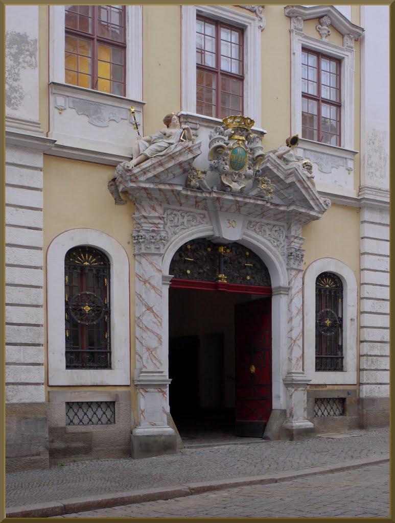 Görlitz, Neißstrasse 30, Герлиц