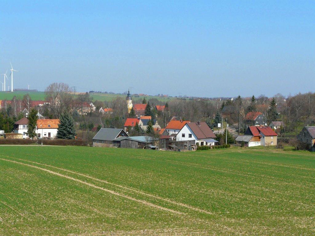 """Deutschenbora """"Unterdorf"""", Радебюль"""