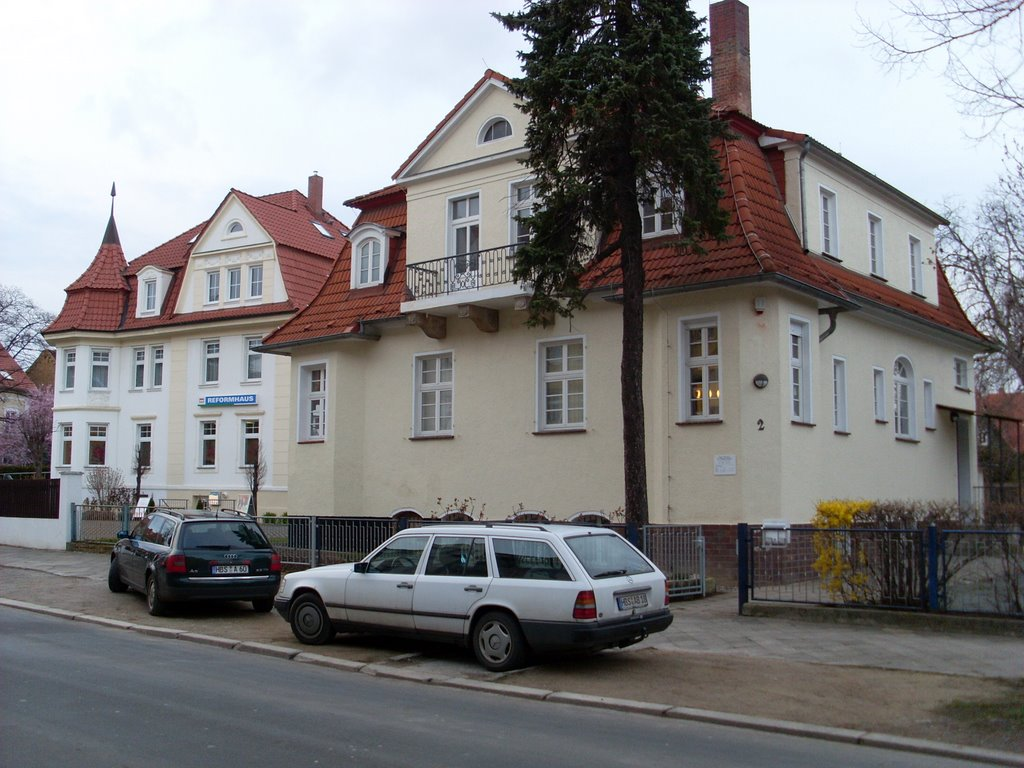 Bollmann Str., Халберштадт