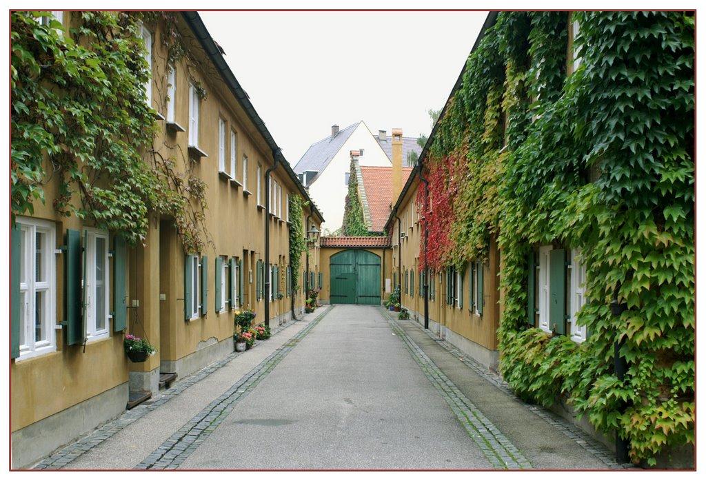Backside augsburg