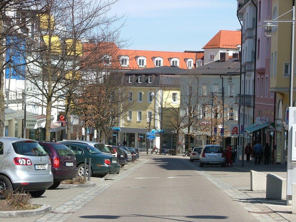 Bahnhofstraße, Кемптен