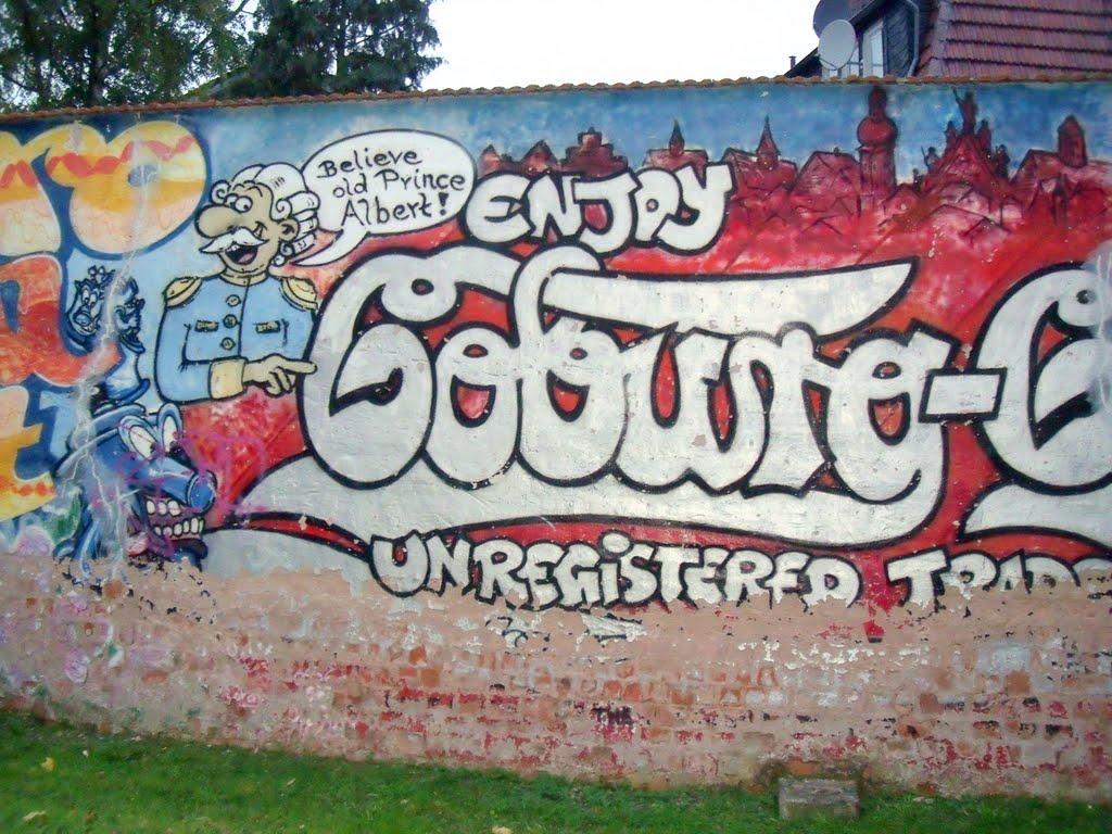 Graffiti, Кобург