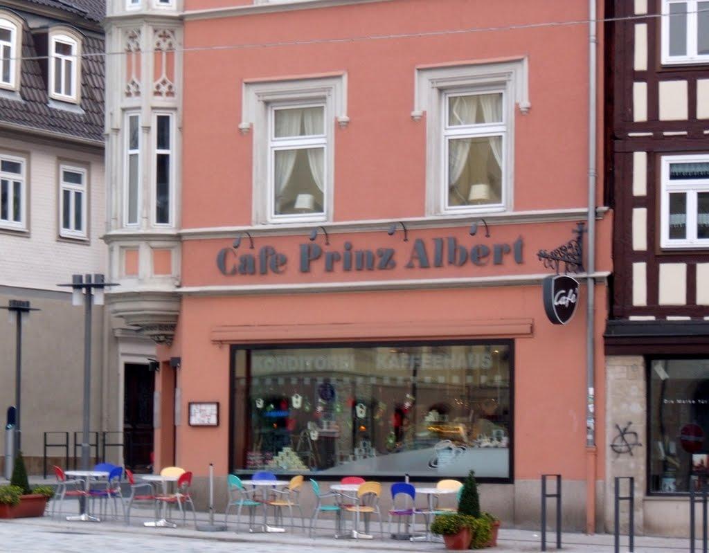 Cafe Prinz Albert, Кобург