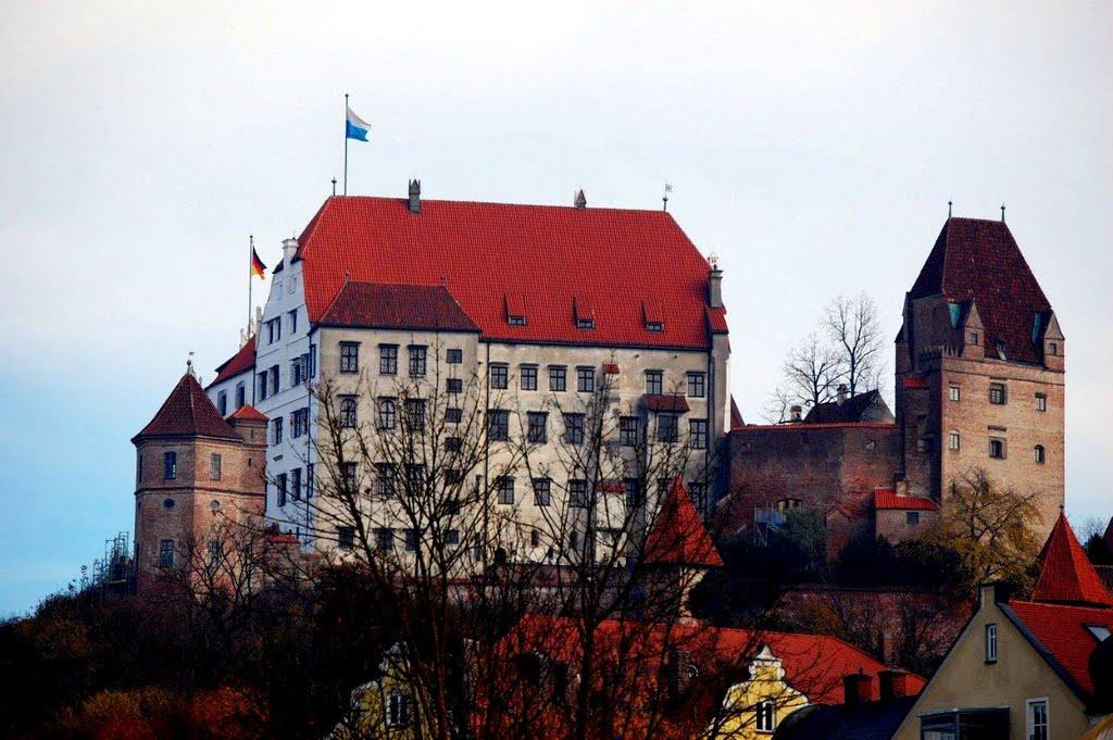 Burg Trausnitz, Ландсхут