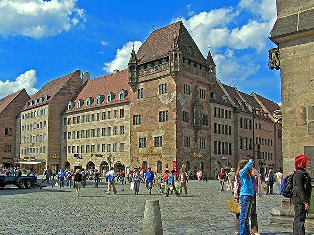Nassauerhaus, Нюрнберг