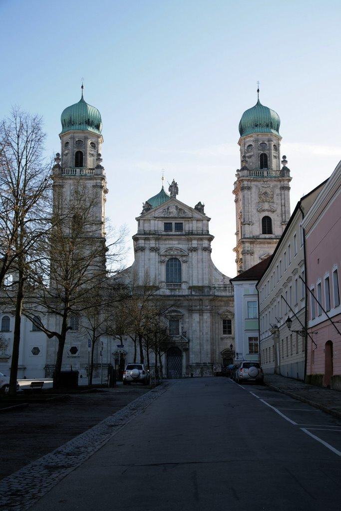 Altstadt von Passau I, Пасау