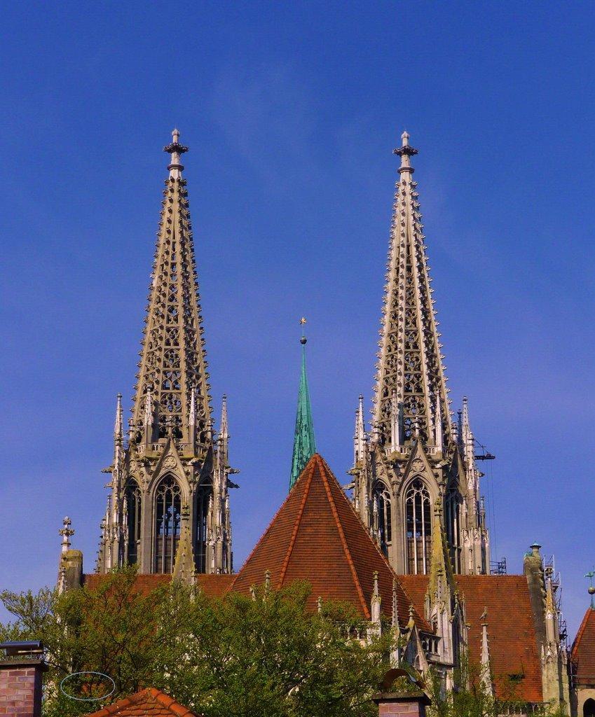 Kathedrale, Регенсбург