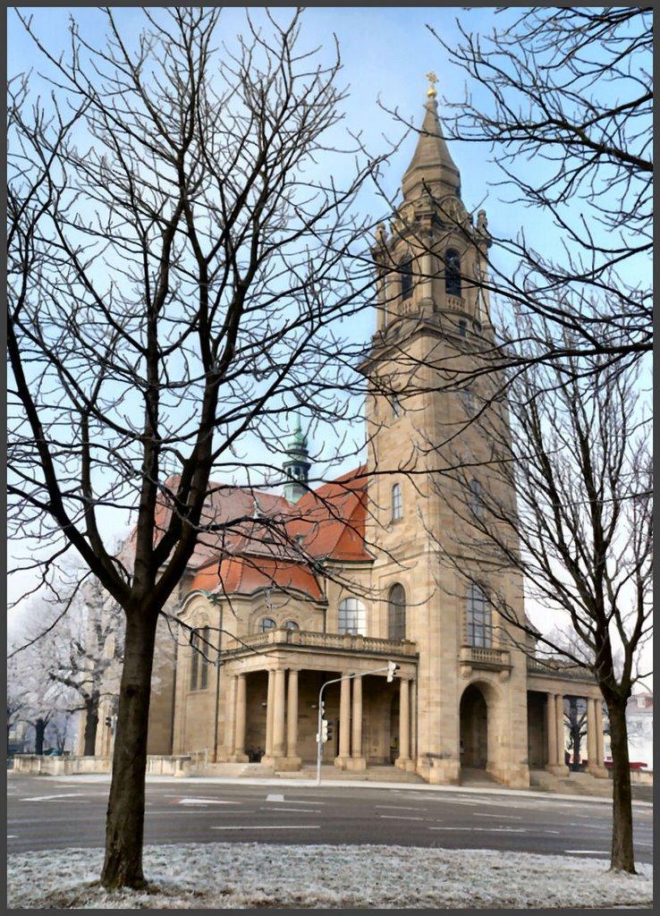 Friedenskirche, Людвигсбург