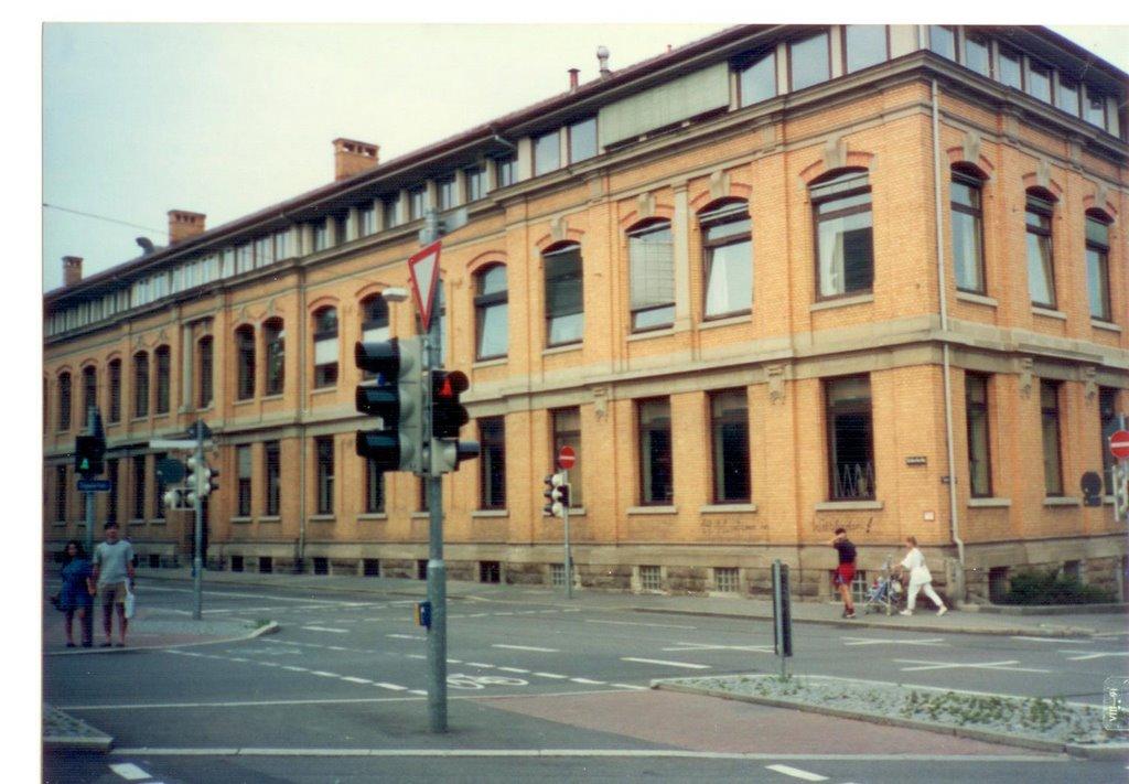 Faculdade de Geografia da Universidade de Tübingen, Пфорзхейм
