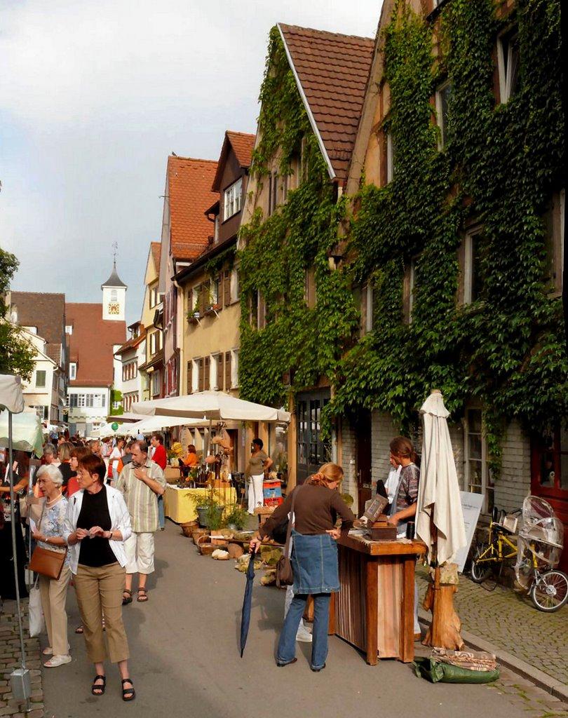 Handwerkermarkt 2007, Рютлинген