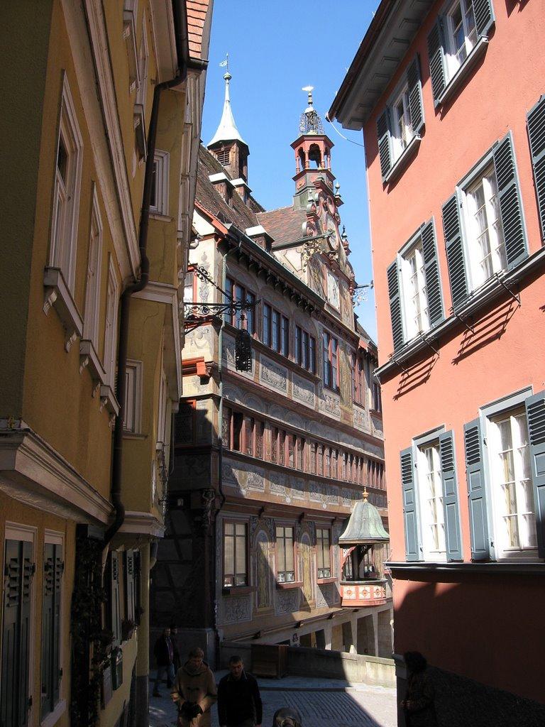 Tübingen: Rathaus, Фрейберг