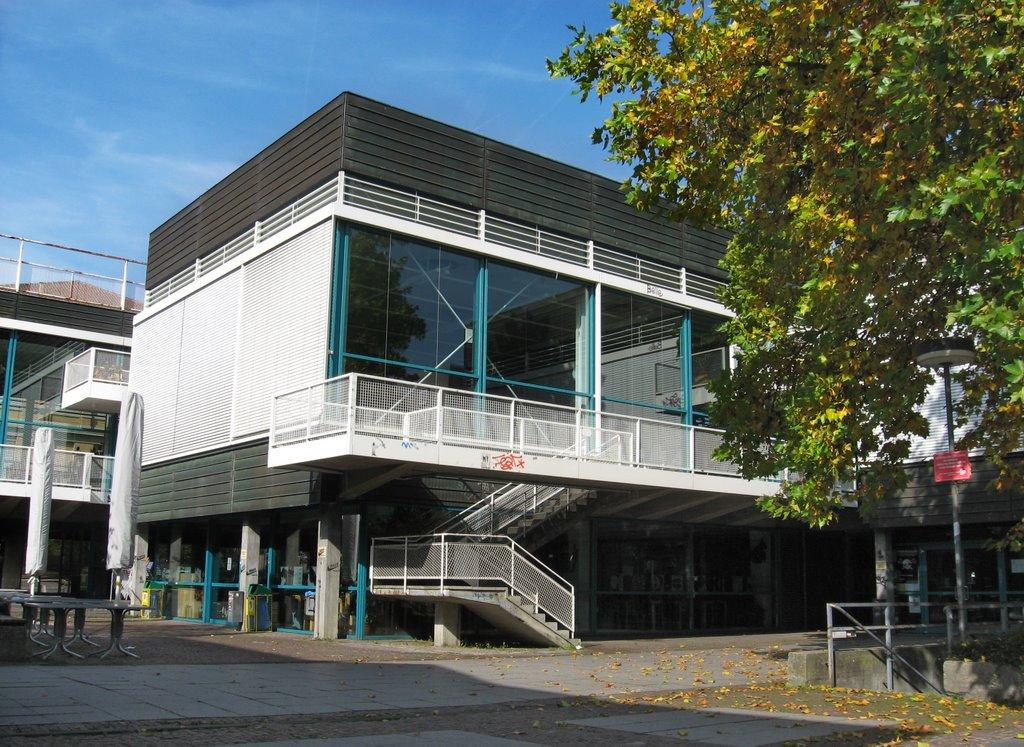 Mensa Wilhelmstrasse, Фрейберг