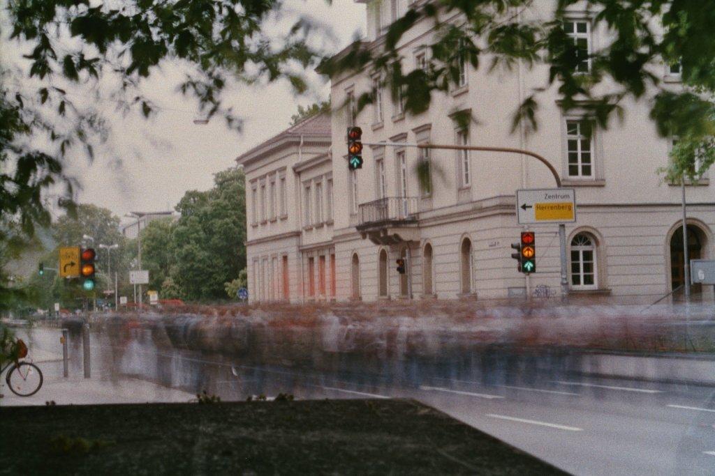 Studiengebühren-Demo 2004, Фрейберг