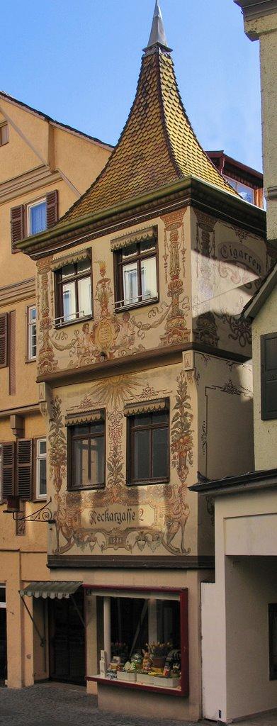 Neckargasse 2, Фрейберг