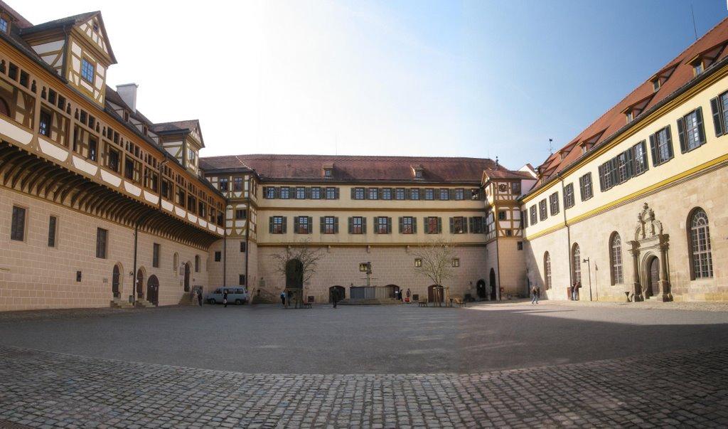 Innenhof im Tübinger Schloß, Фрейберг