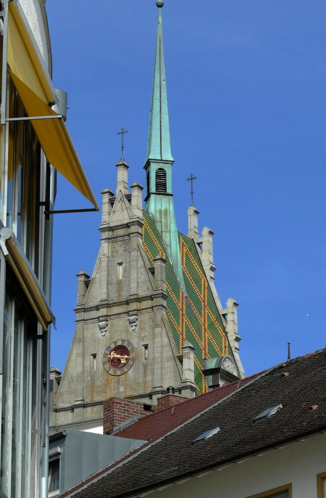 Nikolauskirche, Фридрихсхафен