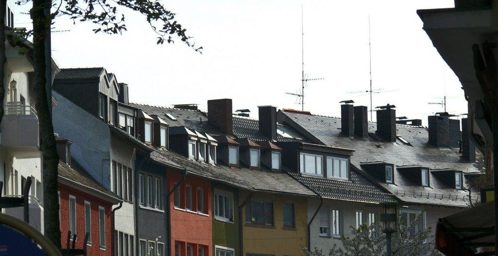 Karlstraße, oben links, Фридрихсхафен