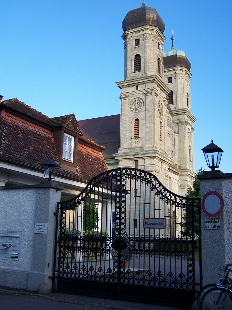 Schloßkirche, Фридрихсхафен