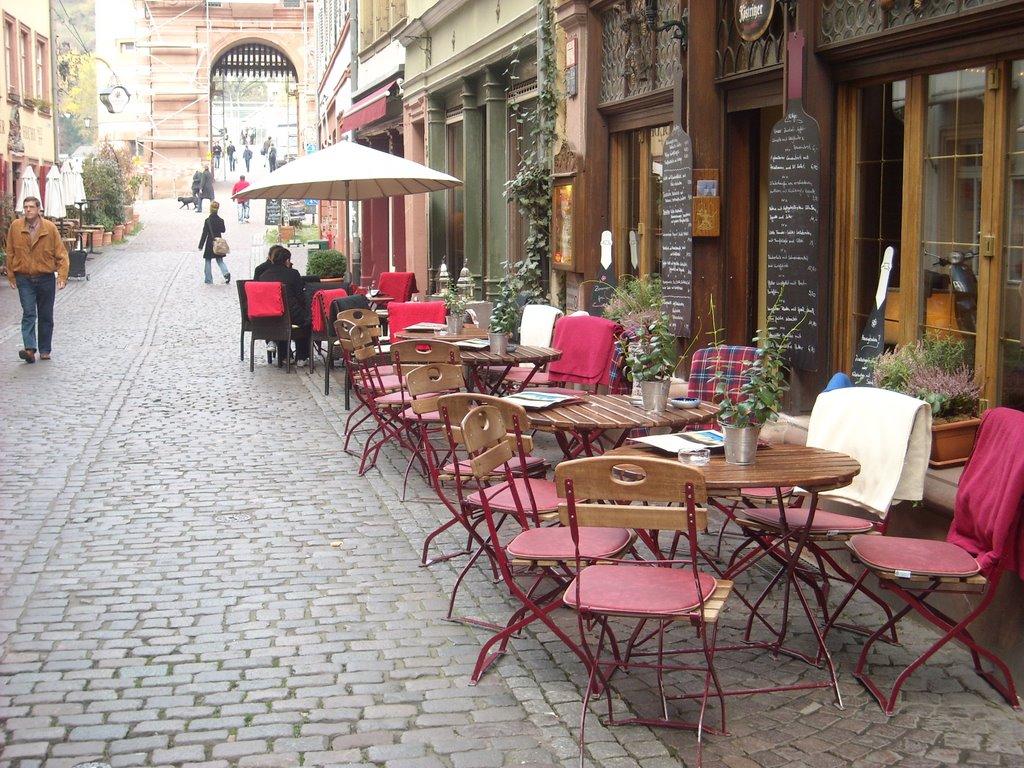 Heidelberg 2008, Хейдельберг