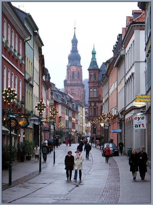 Heidelberg2, Хейдельберг