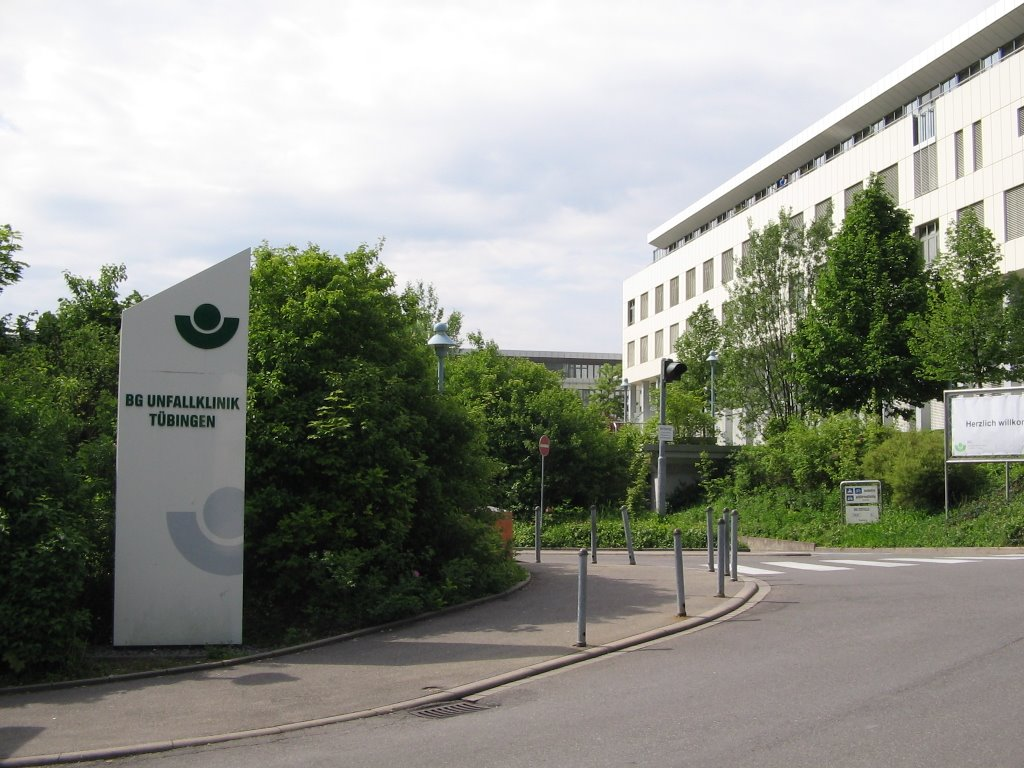 by Werner Rathai - BG Unfallklinik Tübingen, Хейденхейм-ан-дер-Бренц