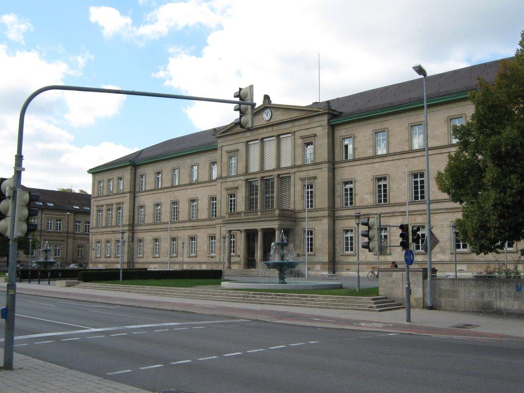 UNI Tübingen, Хейденхейм-ан-дер-Бренц