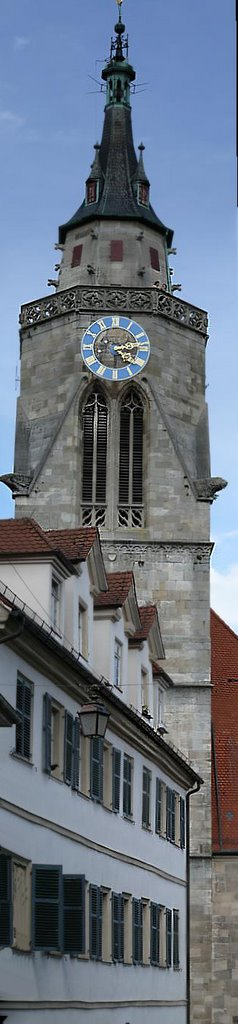 Stiftskirche, Хейденхейм-ан-дер-Бренц
