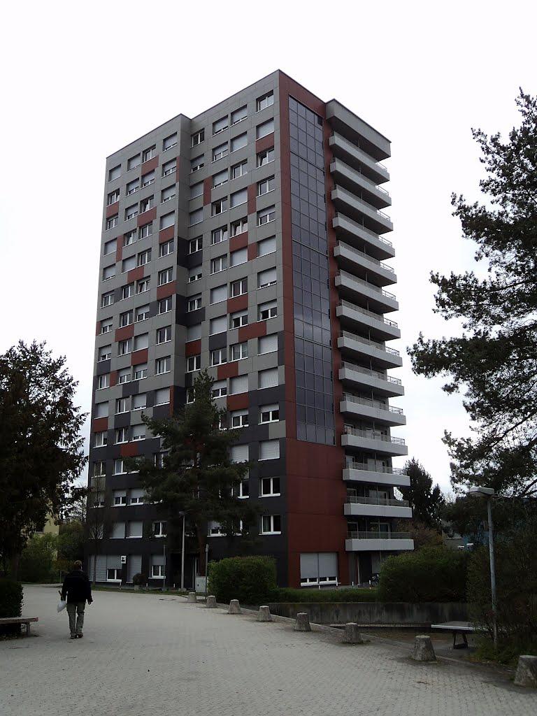 Fichtenweg 15, Studentendorf, Waldhäuser Ost, Tübingen, Хейденхейм-ан-дер-Бренц