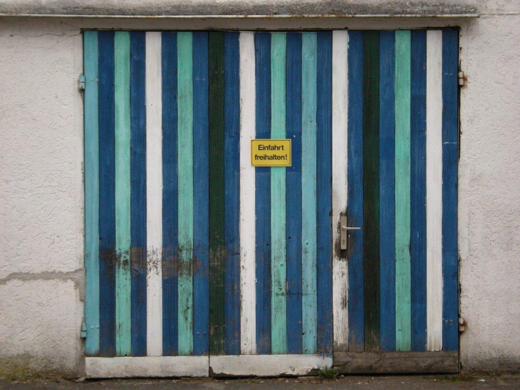 Streifen in der Brunnenstrasse, Хейденхейм-ан-дер-Бренц