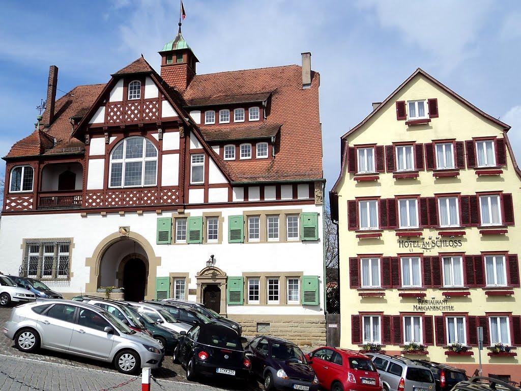 Germany - Traditional Architecture, Хейлбронн