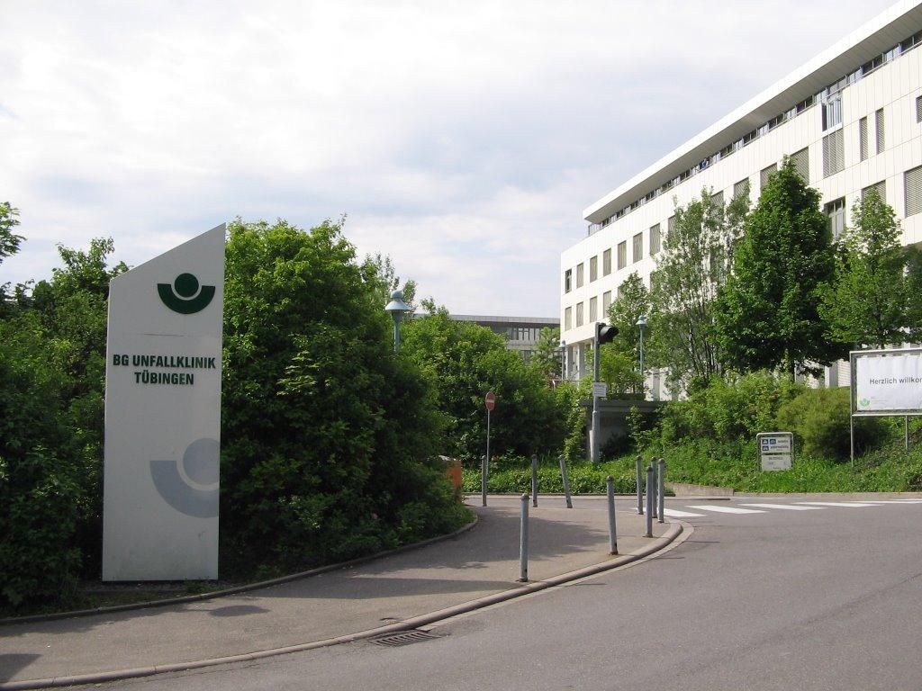 by Werner Rathai - BG Unfallklinik Tübingen, Хейлбронн