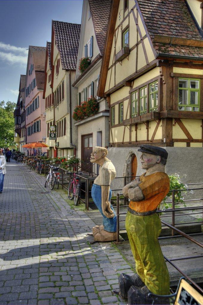 Tübingen Ammergasse, Хейлбронн