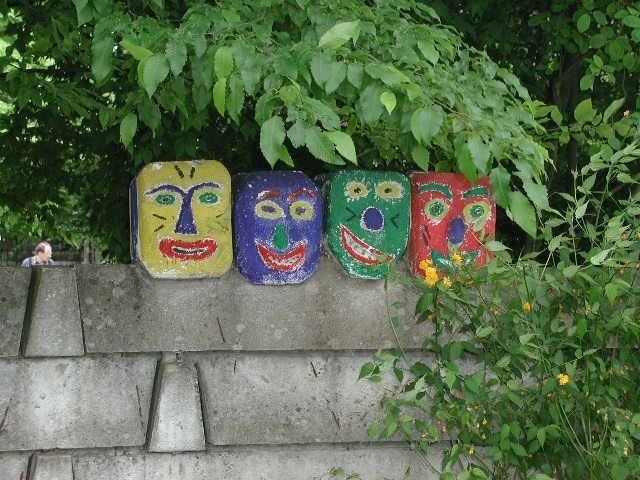 Masken, Хейлбронн
