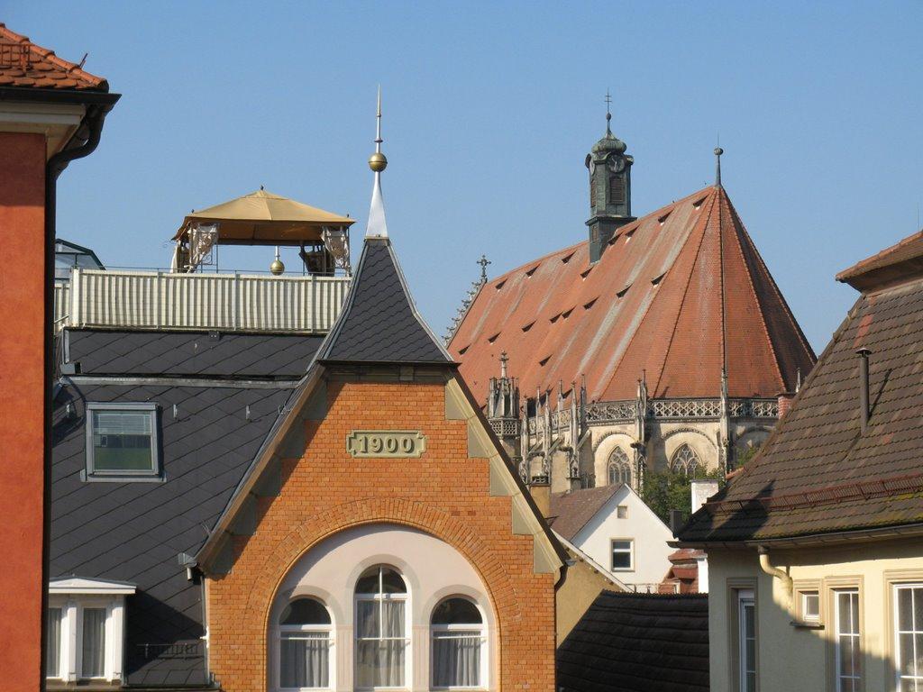 Hl. Kreuz Münster - Schwäbisch Gmünd, Швабиш-Гмунд