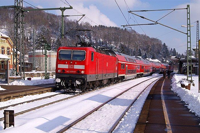 Regionalexpress, Швабиш-Гмунд