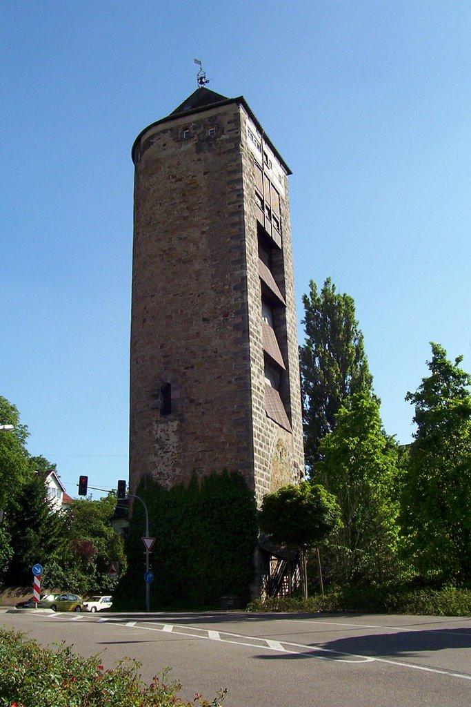 Königsturm, Швабиш-Гмунд