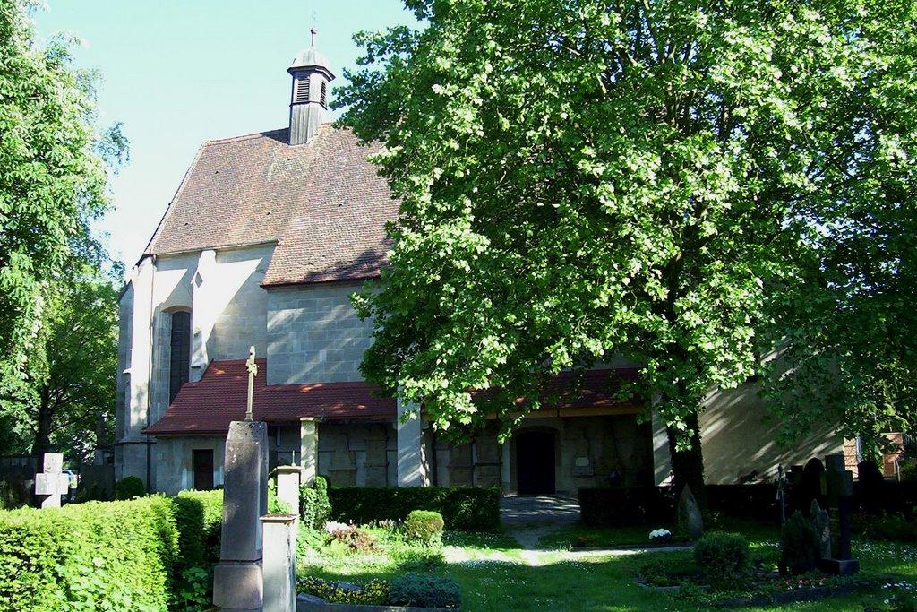 Leonhardskirche - Schwäbisch Gmünd, Швабиш-Гмунд