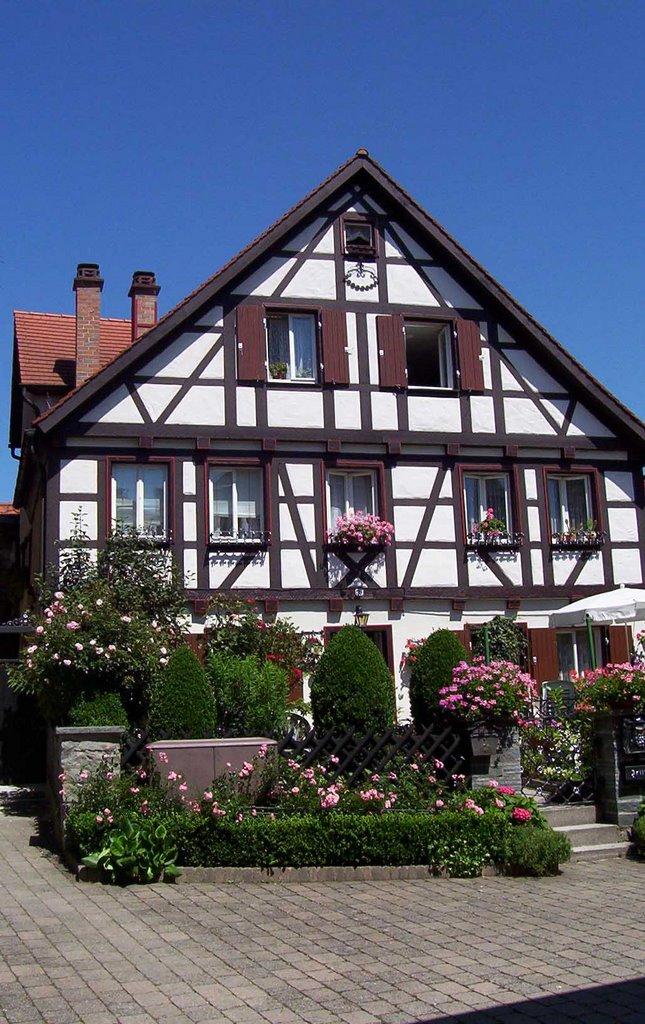 Honiggasse, Швабиш-Гмунд