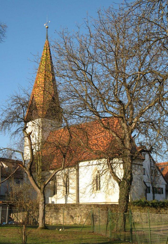 Sankt Coloman - Wetzgau, Швабиш-Гмунд