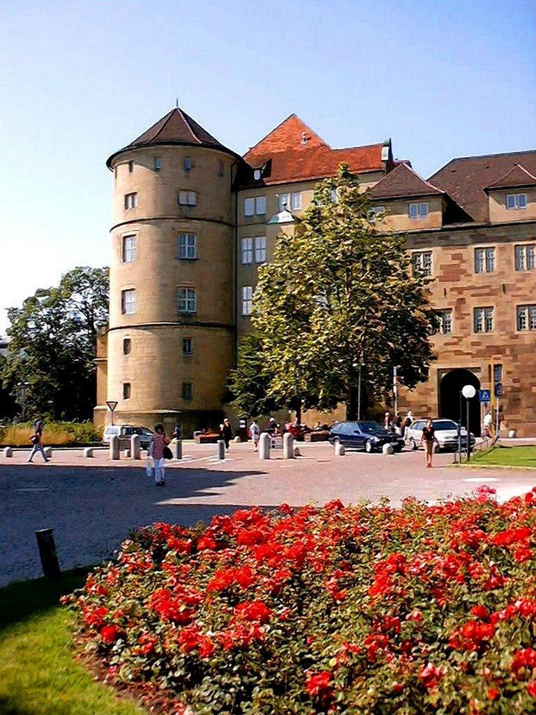 Stoccarda, castello vecchio, Штутгарт