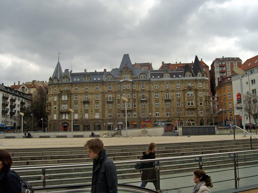 Marienplatz, Штутгарт