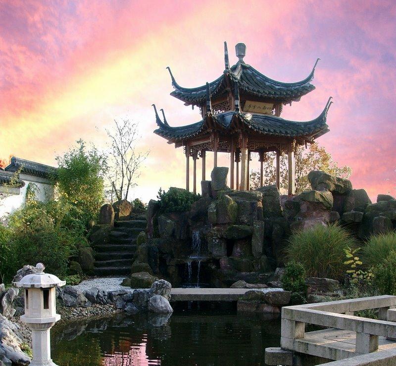 Chinagarten, Штутгарт