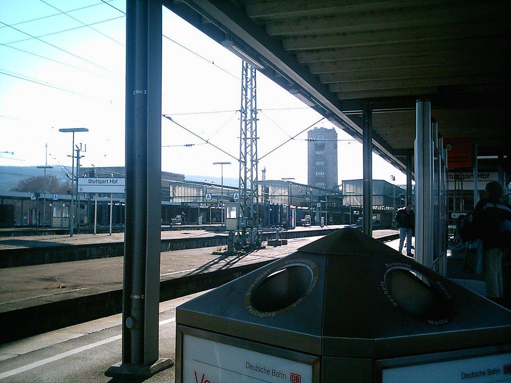 Stuttgart Hauptbahnhof Gl.9, Штутгарт
