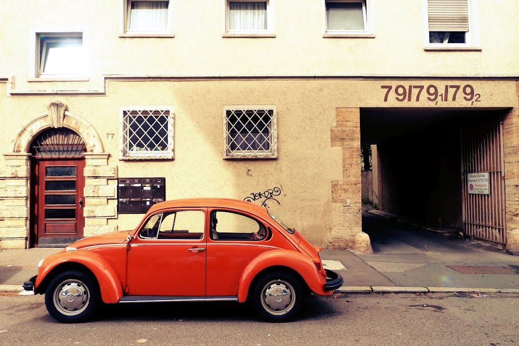Volkswagen vor 79, Штутгарт