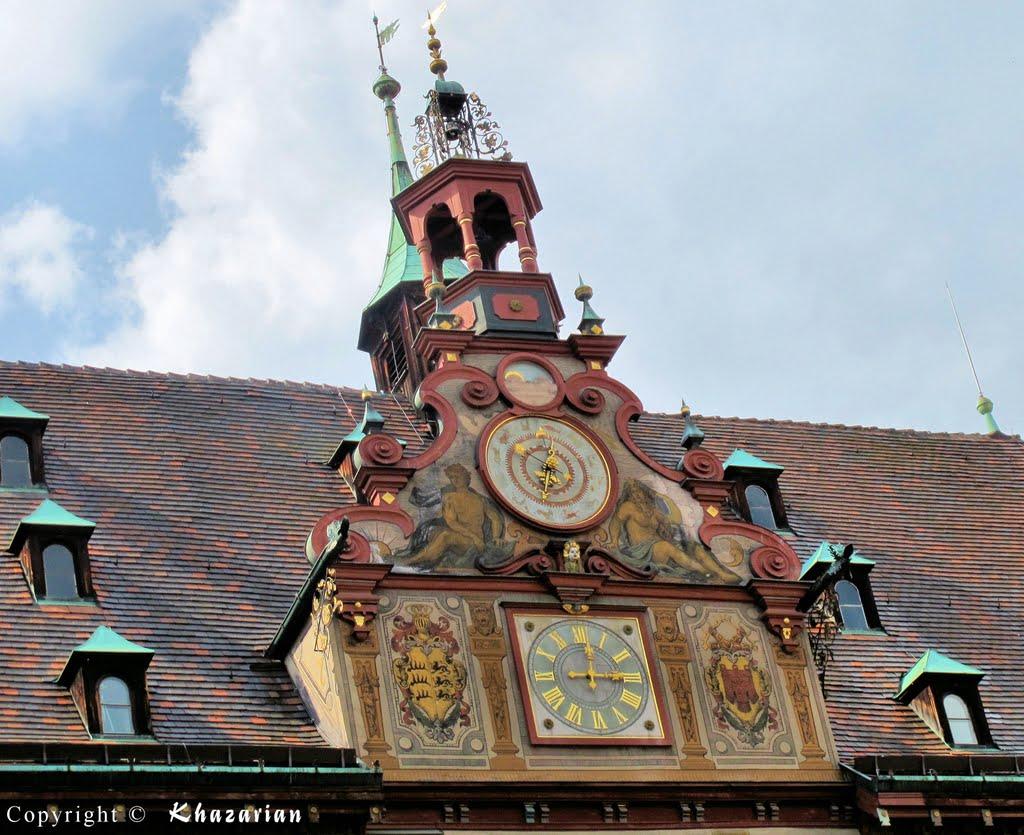 Tübingen Astronomische Uhr, Туттлинген
