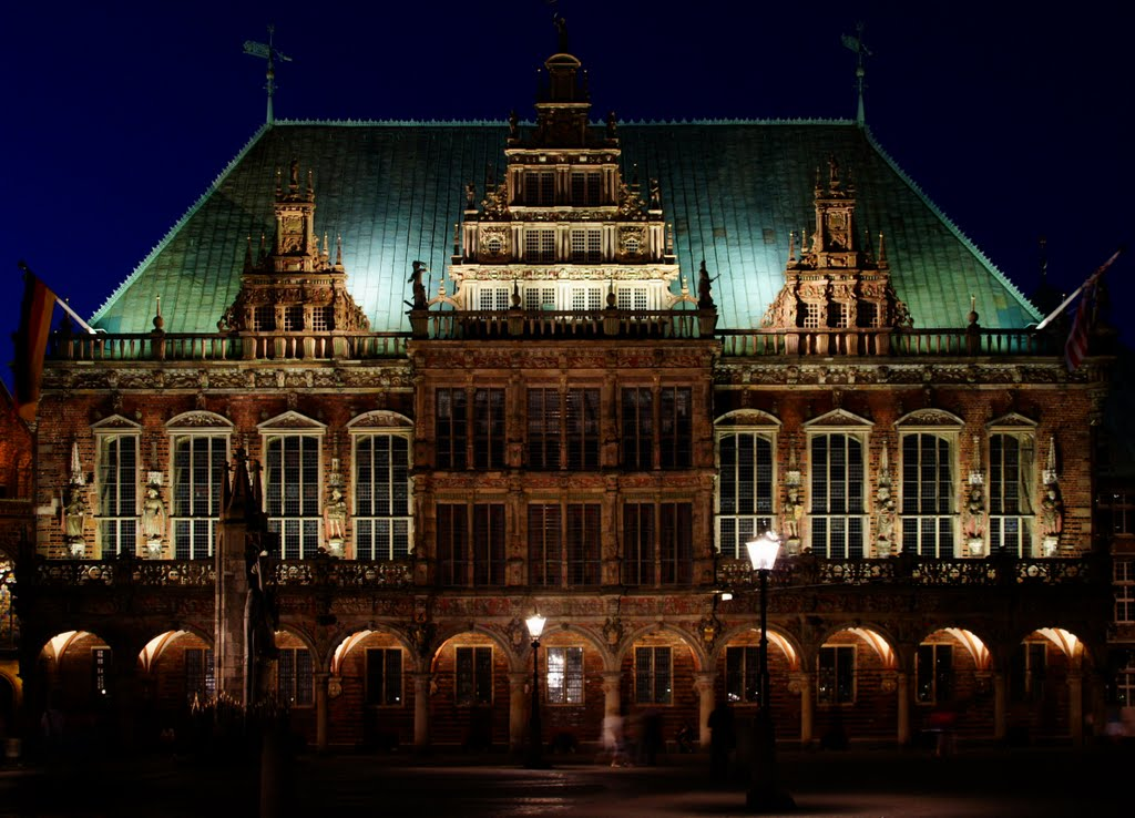 Bremer Rathaus, Бремен