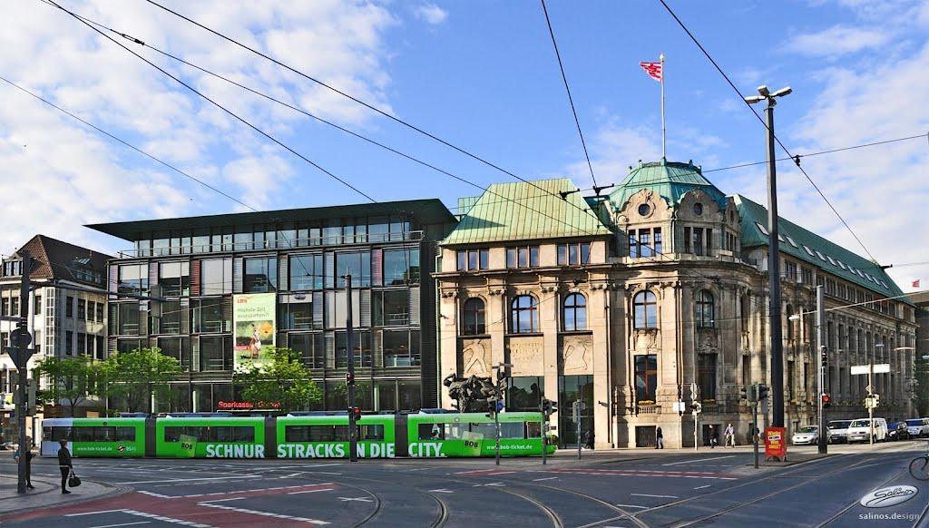 Sparkasse am Brill – Bremen - (C) by Salinos_de HB, Бремен