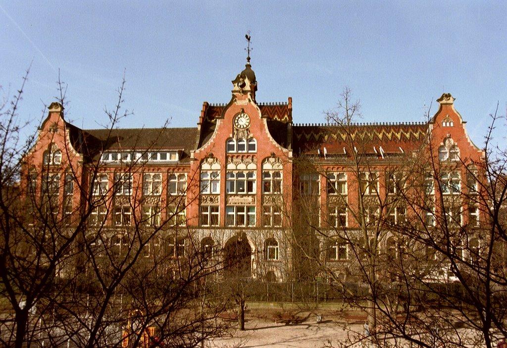 Blücherschule (Westend), Висбаден