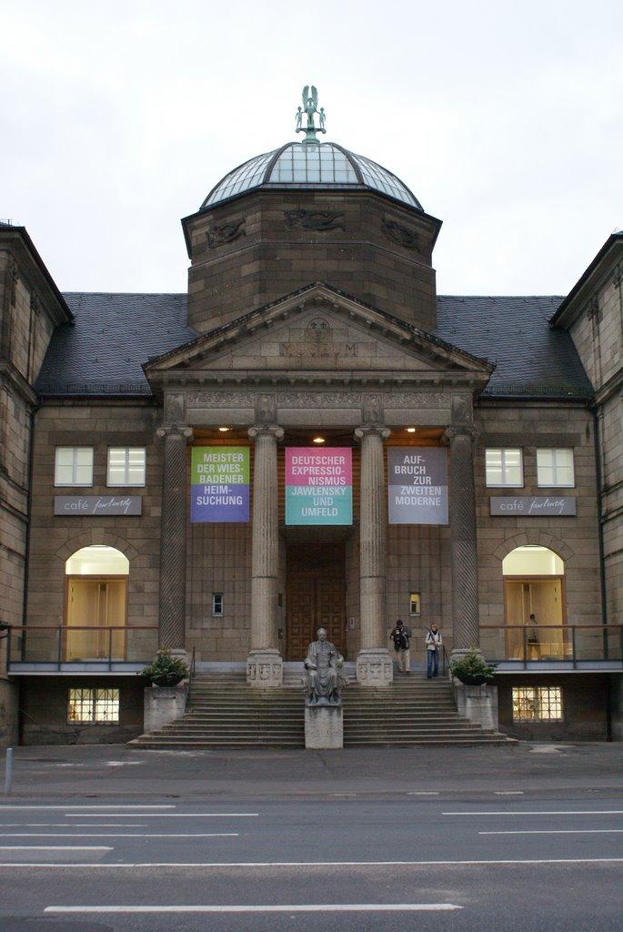 Museum Wiesbaden, Висбаден
