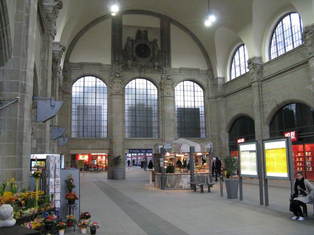 Wiesbaden Hbf, Висбаден